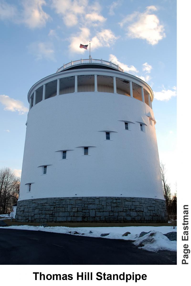 Thomas Hill Standpipe